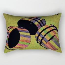 Barrels of Fun Rectangular Pillow