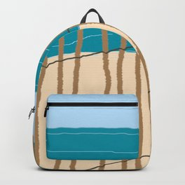 Beach palisade Backpack