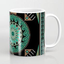 Green Turtle Coffee Mug