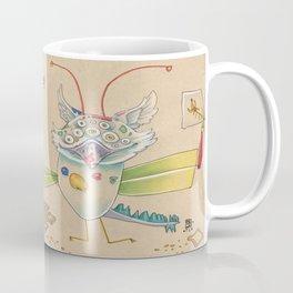 ART AND TOAST Coffee Mug