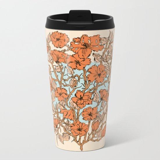 Spring Metal Travel Mug