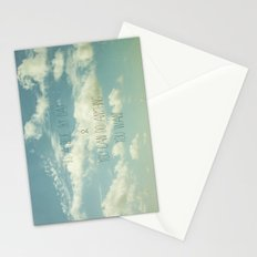 Its A Blue Sky Day Design  Stationery Cards