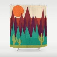 arizona Shower Curtains featuring Arizona by Kakel