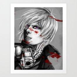 Vampire Knight - Zero Art Print