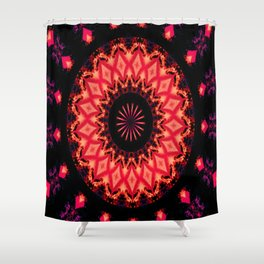 Energy in the Transformation of Spirituality Shower Curtain