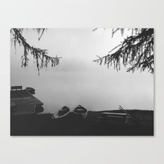 Gillette Lake Canvas Print