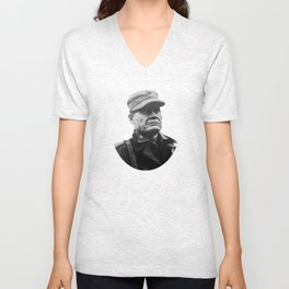 Lewis Chesty Puller Unisex V-Neck