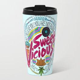 Sweet/Vicious Travel Mug