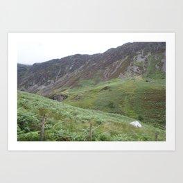 Wales Landscape 10 Cader Idris Art Print