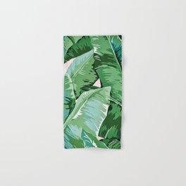 Banana leaf grandeur II Hand & Bath Towel