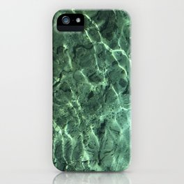 Natural Springs iPhone Case
