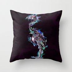 Fade Fader Fadest Throw Pillow