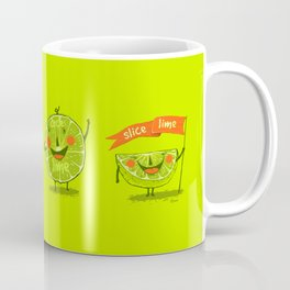 Lime emotions  Coffee Mug