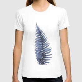 Blue plant T-shirt