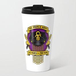 TPA Crest - We March 4 The Funk (Reverend design #2) Travel Mug