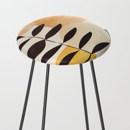 Abstract Elements 20 Counter Stool