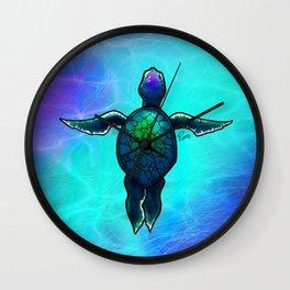 Turtle - Tortuga Wall Clock