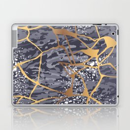Kintsugi # 1 Laptop & iPad Skin