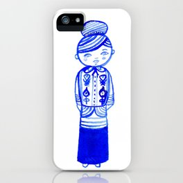 Doll I iPhone Case