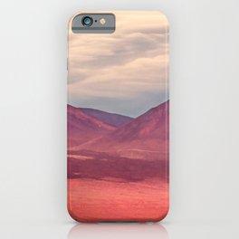 Atacama Desert, Chile iPhone Case