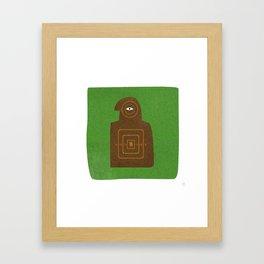 Ashley Cole - Trigger Happy Framed Art Print