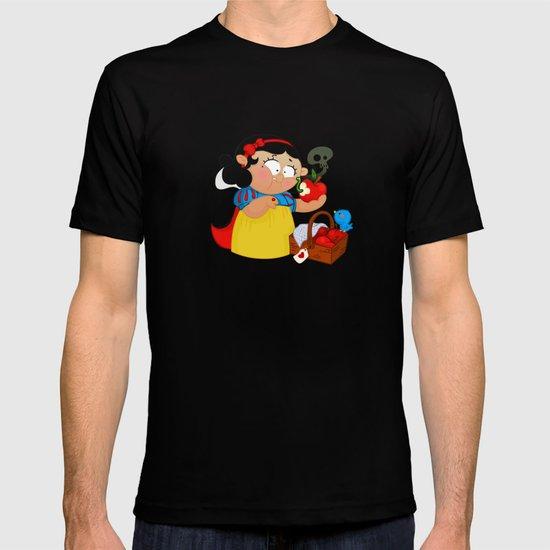 Snow White (apple) T-shirt