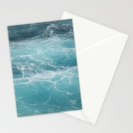 Ripe Tides in the Aegean Sea Stationery Cards