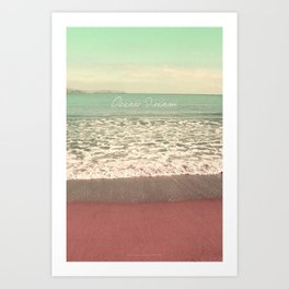 Ocean Dream I Art Print