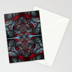 Red Revolver Stationery Cards