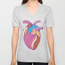 Sweet Heart Unisex V-Neck