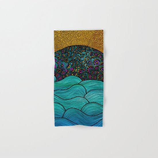 Oceania Hand & Bath Towel