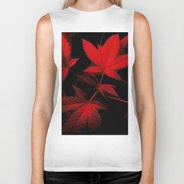 DaPlant - Red --- #GREENRUSH Biker Tank