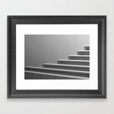 Raise Up Framed Art Print