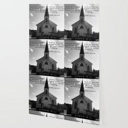 Church with a Prayer Wallpaper