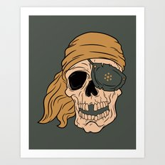 Willy Art Print
