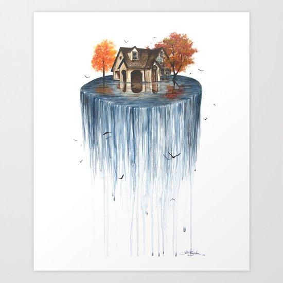 The Flood by stevenbossler