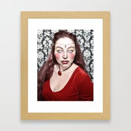 In the Style of... Merle Pace - 2009 Framed Art Print