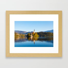 BLED 08 Framed Art Print