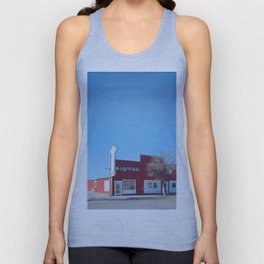 Liquor (square) Unisex Tank Top
