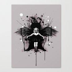 Yolandi Canvas Print