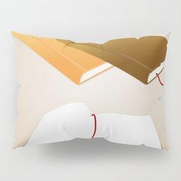 Book collection Pillow Sham