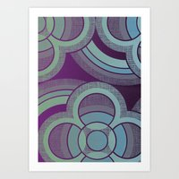 law Art Prints featuring Neutral Law by AnonymArt