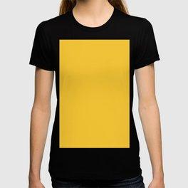 ASPEN GOLD -- PANTONE NEW YORK FASHION WEEK 2018 SPRING 2019 SUMMER T-shirt