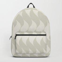 Swish in Ivory Backpack