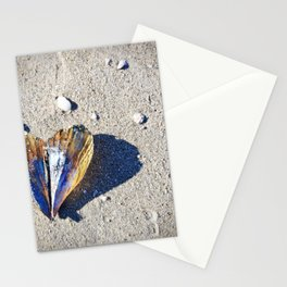 Beach Love by Sharon Cummings Stationery Cards