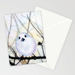 Winter Birdie Stationery Cards