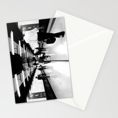 Underground [Black & White] Stationery Cards