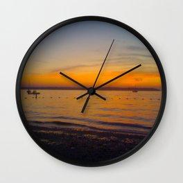 North Shore Living Wall Clock