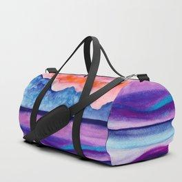 A 0 36 color option Duffle Bag