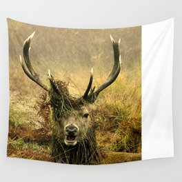 Stag Party Wall Tapestry